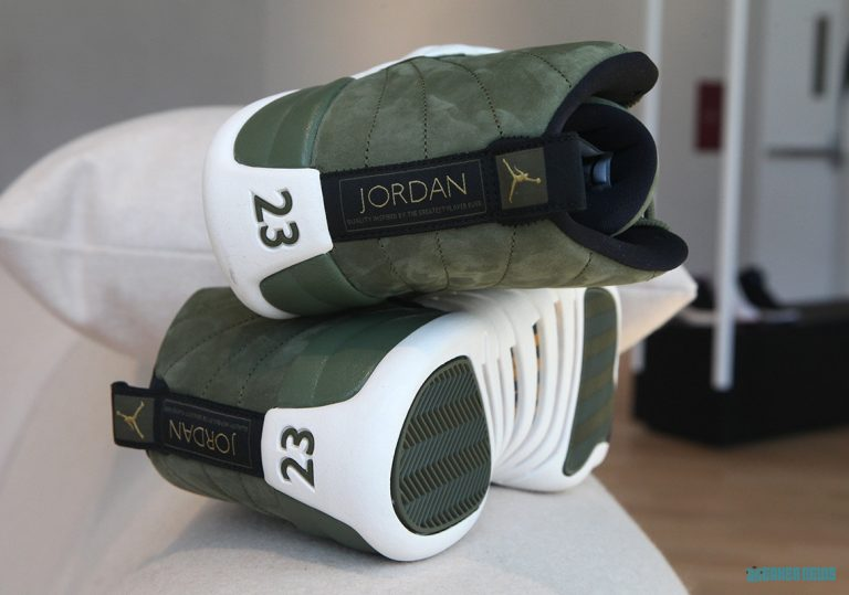 エア ジョーダン12 CP3