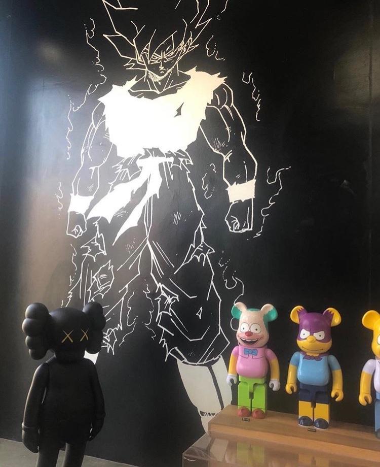 BAIT アディダス ドラゴンボールZ コレクション 先行リリースパーティー