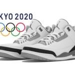 """2020年夏発売!東京オリンピックに向けたエア ジョーダン3 DNM """"東京"""" 登場"""