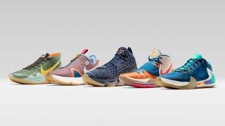 ナイキ バスケットボール 2020 BHM PEコレクション