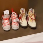 ヴァージル・アブローがオフホワイト × ナイキ ダンク ローのサンプルモデルを公開!