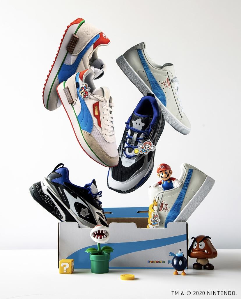 プーマ スーパーマリオ 3Dコレクション