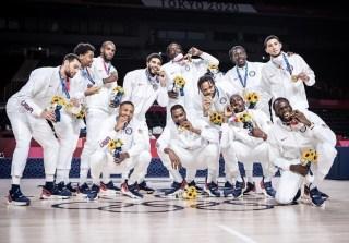 東京オリンピック バスケットボール男子アメリカ代表チーム
