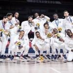 東京オリンピック バスケットボール男子アメリカ代表チームの舞台裏公開!