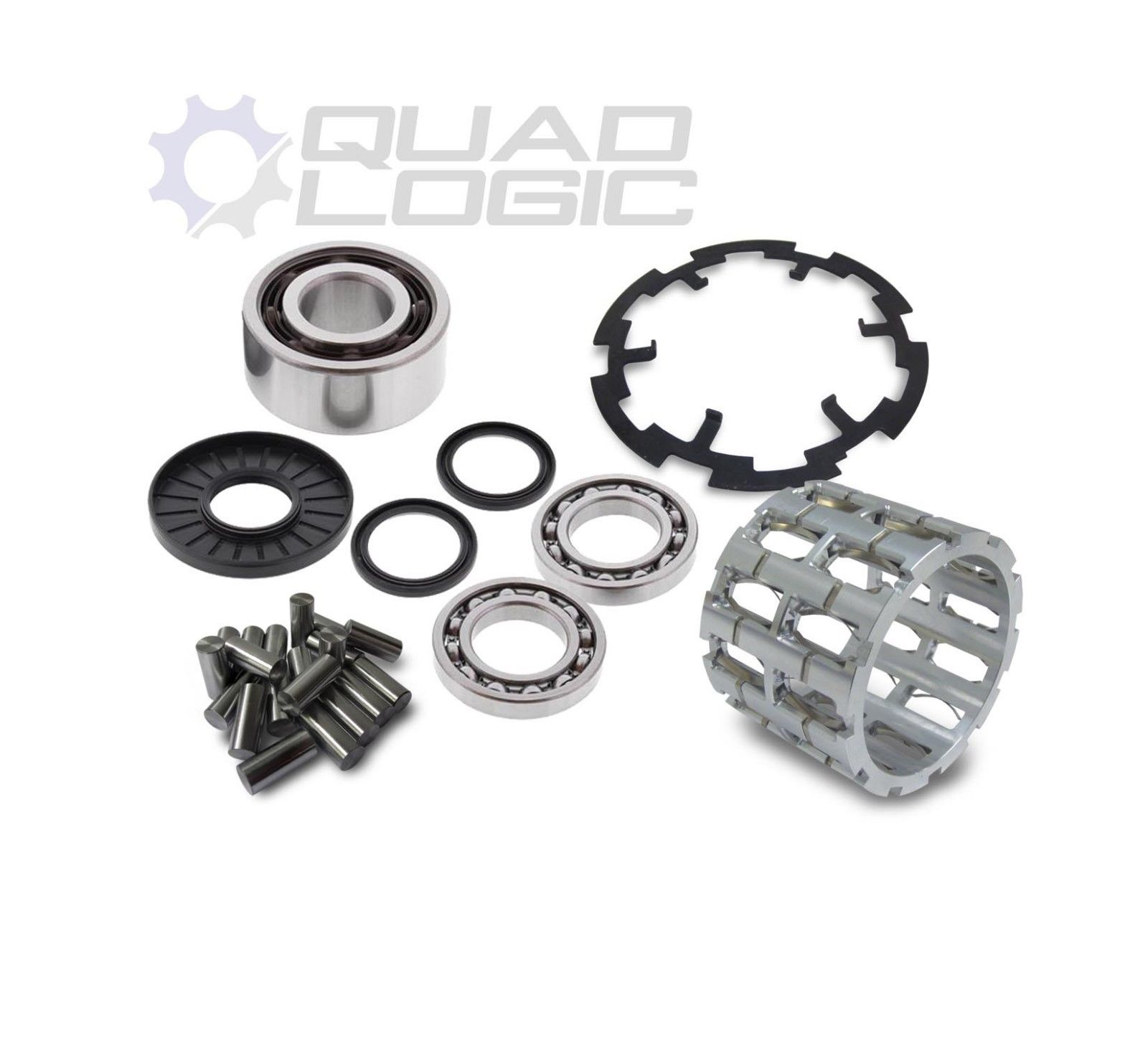 Sportsman 570 Front Differential Rebuild Kit With Aluminum