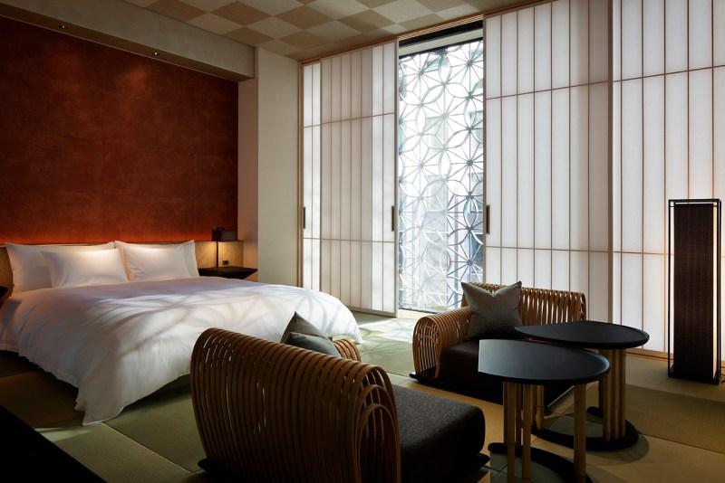 HOSHINOYA Tokyo Guest room SAKURA_01.credit Hoshino Resorts