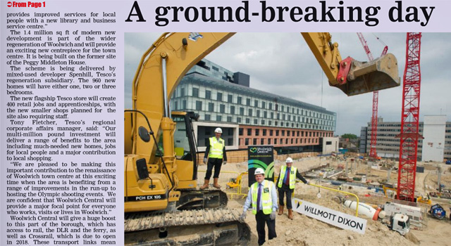 Greenwich Time, 2 August 2011