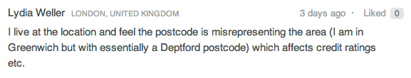 Deptford petition