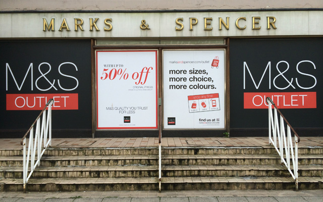 Marks & Spencer Woolwich, 5 June 2014