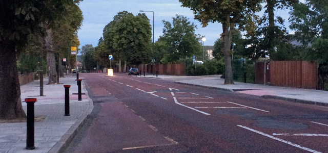 Avery Hill Road, 24 August 2014