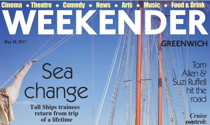 Greenwich Weekender issue two