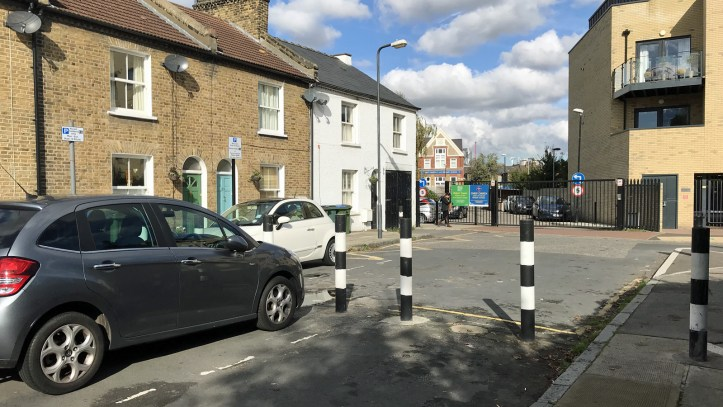 Commerell Street