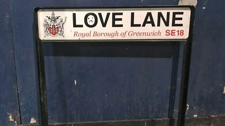 Love Lane, Woolwich