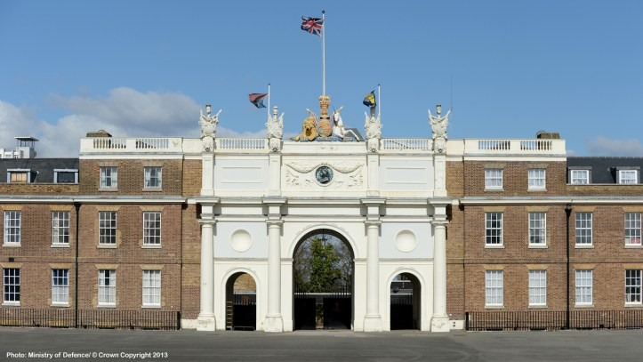 Woolwich Barracks © Crown Copyright 2013