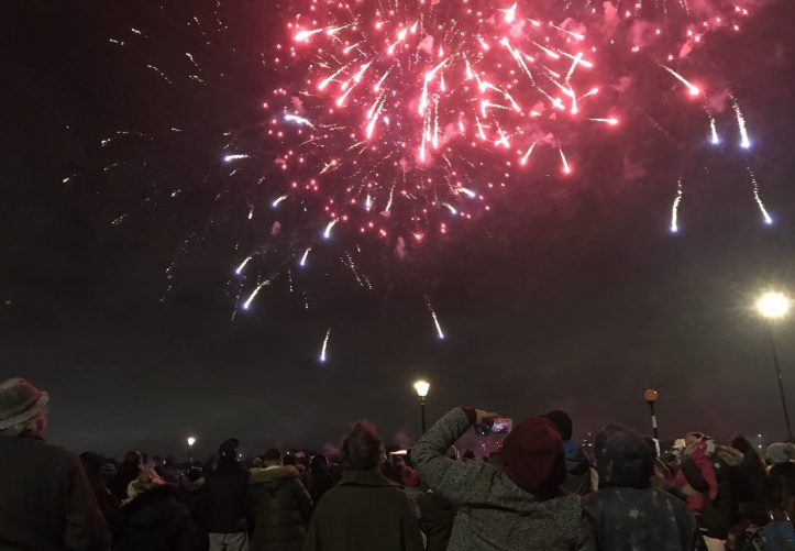Blackheath fireworks 2019
