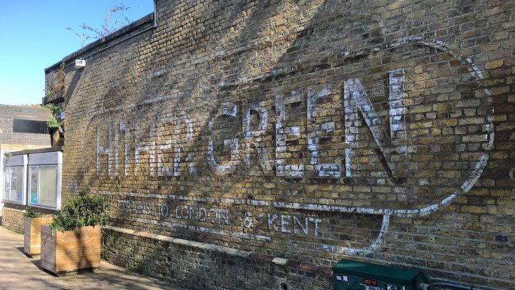 Hither Green station