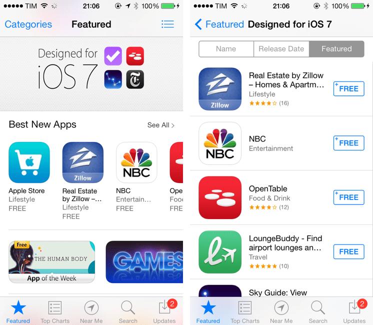 Fresh News App Store