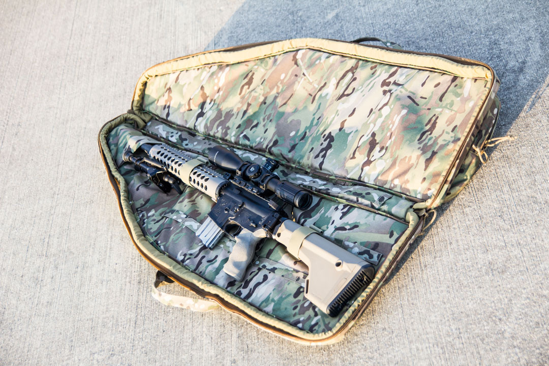 Triad Tactical Precision Rifle Carry Case Review 8541