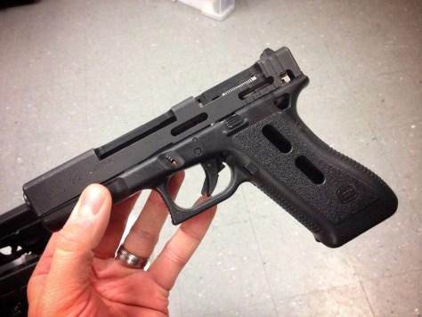 Glock Cutaway