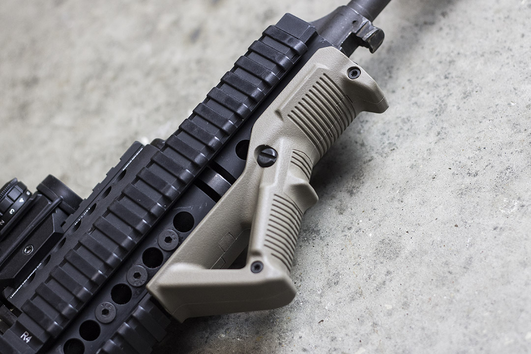 Improved AK – Rifle Dynamics AK to M4 Stock Adapter Install