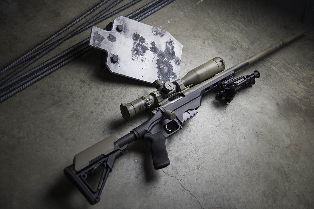Modular Driven Technologies LSS Chassis Review | 8541 TACTICAL