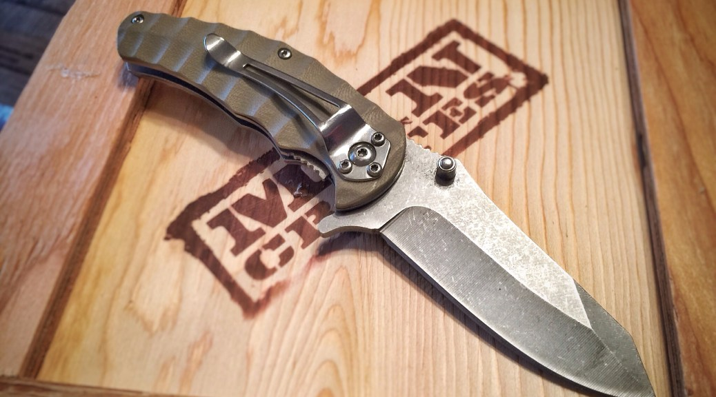 """Ridiculously Inexpensive """"Tactical"""" Ozark Trail Folding ..."""