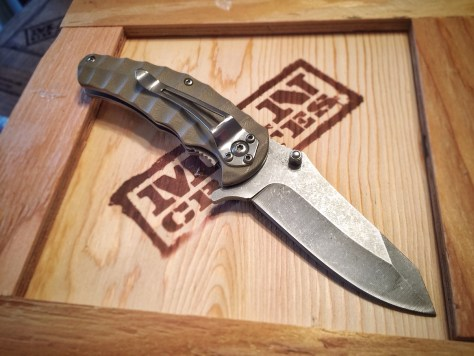 Ozark Trails Flip Open Knife