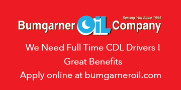 Bumgarner Oil Needs Full Time CDL Drivers!  Great Benefits  Apply online at bumgarneroil.com