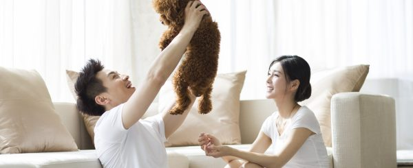 Young couple enjoying their financial freedom demonstrates why you should save money