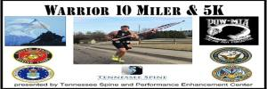 Warrior Half, 10 Miler, and 5K