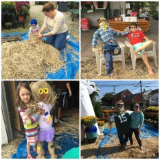 Build Your Own Scarecrow!
