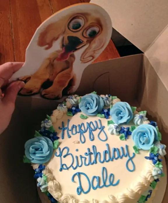 Zeeland Bakery Birthday Cake