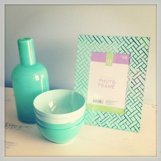 Minty Fresh Finds (my new spring color crush)