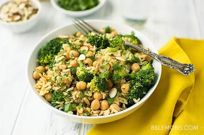 Vegetarian Rice Bowl Recipes