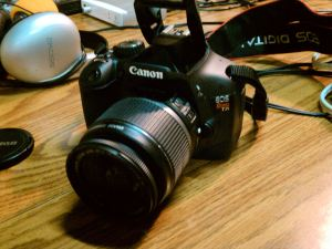 Canon T2i EOS Rebel