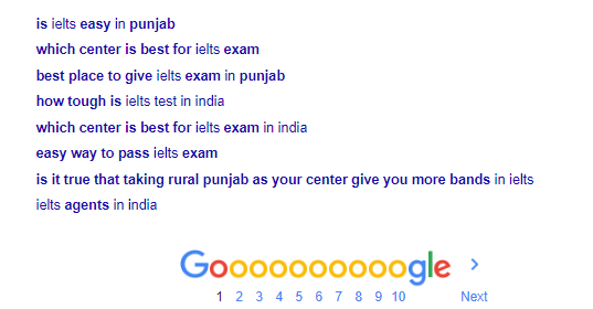 It is NOT true that rural Punjab test centers give higher