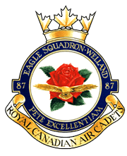 87 Eagle Squadron Welland