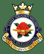 87 Eagle Squadron Welland