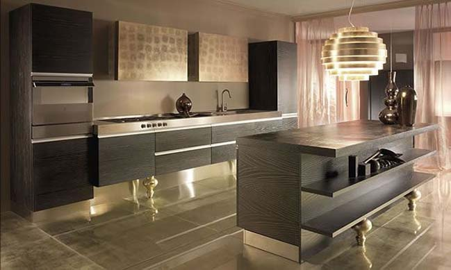Luxury Kitchen Designs