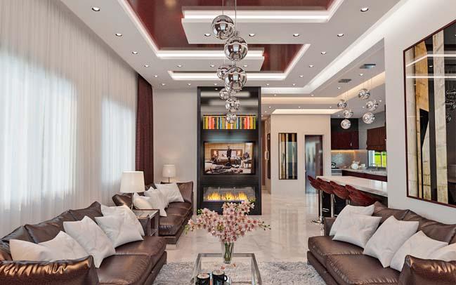 Interior Design Ideas Living Room For A Big Family Part 84