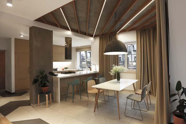 Cozy Home Interior Design In Russia