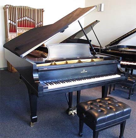 Steinway grand piano for rent in Albuquerque, New Mexico