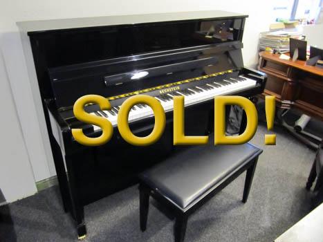 2004 Bechstein Console Piano