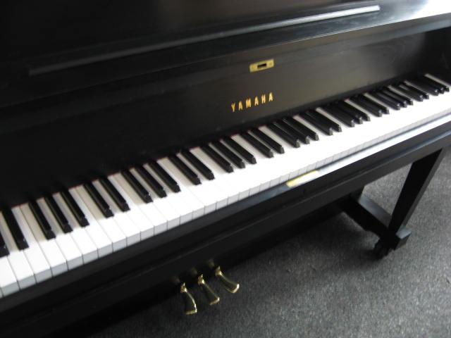 Yamaha model p22 studio upright piano for Yamaha upright piano lock key