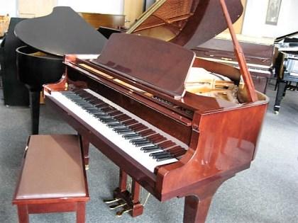 Hallet Davis model H-146 Grand Piano