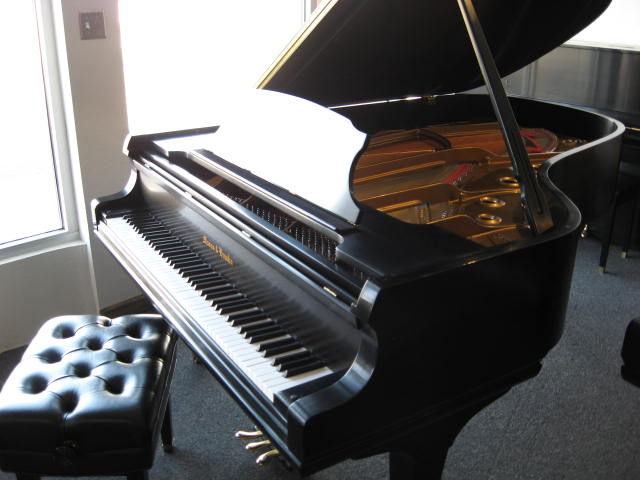 Mason & Hamlin model BB Semi-Concert Grand Piano