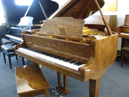 SOLD… Gulbransen model WG-57 Grand Piano