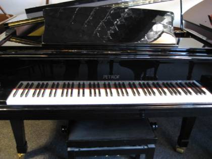 SOLD… Petrof model 111 Grand Piano