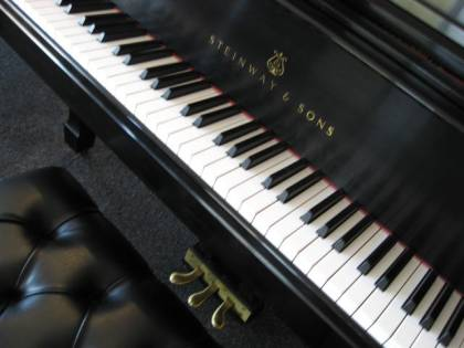 Steinway model L Living Room Grand Piano