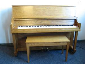 Yamaha P22 model School Piano